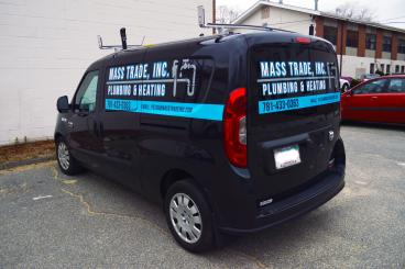 Mass Trade Inc. Vehicle Lettering