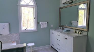 Master Bath Renovation in Glen Allen - After
