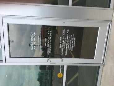 More window graphics installed for our loyal customers at Pacific Dental #dentist