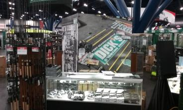 Dick's Sporting Goods Bassmasters Classic Exhibit 2017