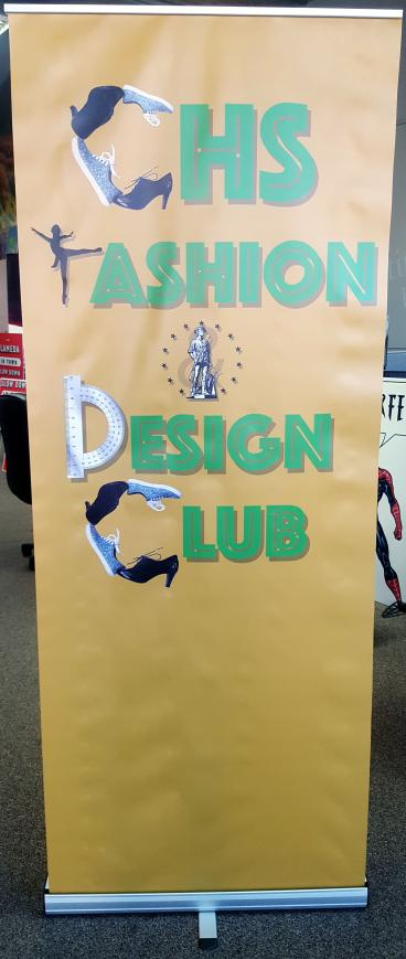 HS Fashion Design Club Concord