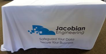Jacobian Engineering table throw