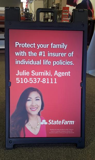 State Farm Castro Valley a-frame