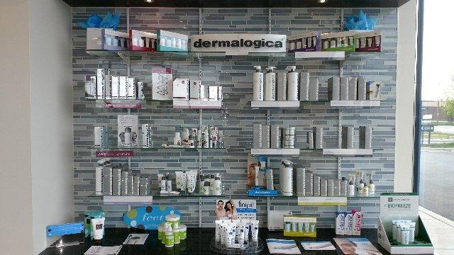 Retail Area - Dermalogica