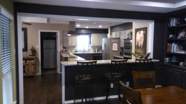 Kitchen Remodel, Tile, Flooring, Cabinetry. Electrical. Trim Work. Mansfield, TX