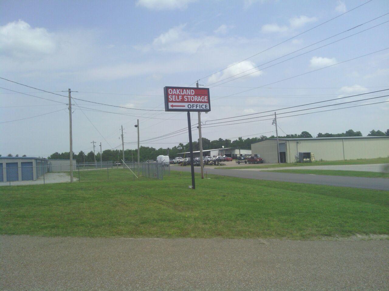 Sign At Entrance Of Main Drive Facing Gate 1