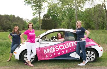 Meet the Mosquito Authority Team of Greater Maryland and DC Metro!!!