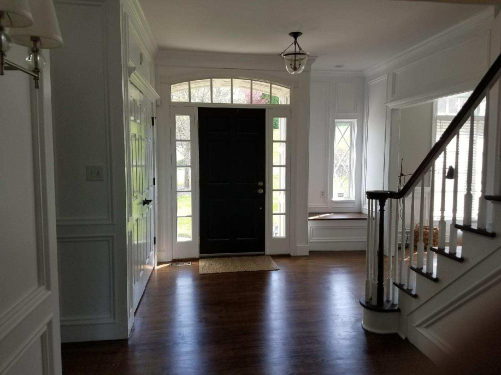 After photo of  custom carpentry work  in Upper St Clair, PA