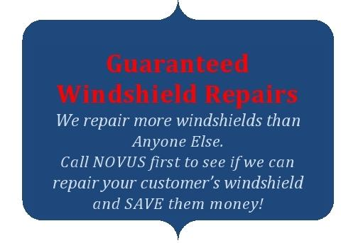 All our repairs are backed by a nationwide guarantee