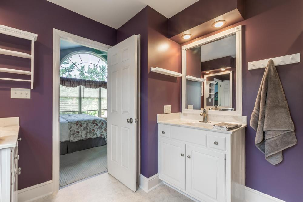 After - full bathroom remodel in Lititz, PA