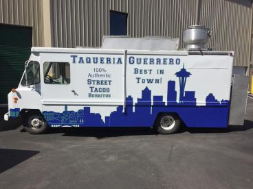 Taqueria Guerrero Food Truck