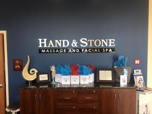 Welcome to Hand and Stone!