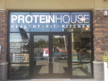 Complete Storefront Window Graphics