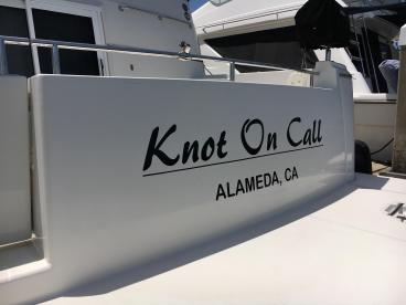 Knot On Call Boat Alameda