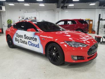Tesla Wraps