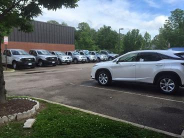 Vehicle Fleets are Lining up