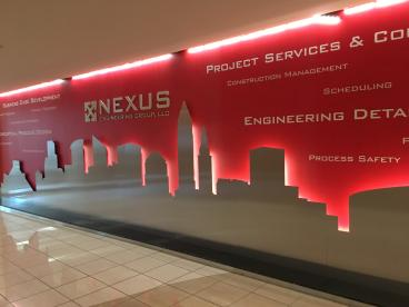Wall Mural - Nexus Engineering