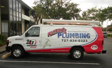 Friend's Plumbing