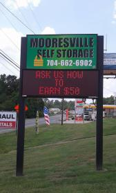 On Location At Mooresville Self Storage, A Self Storage Center In  Mooresville, NC