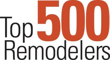Top 500 Remodelers