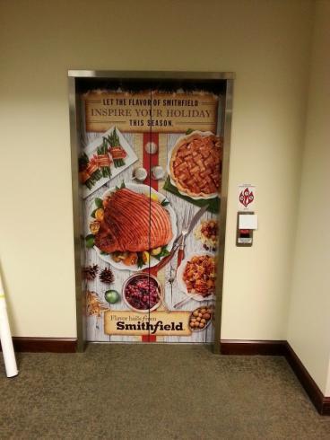 smithfield elevator