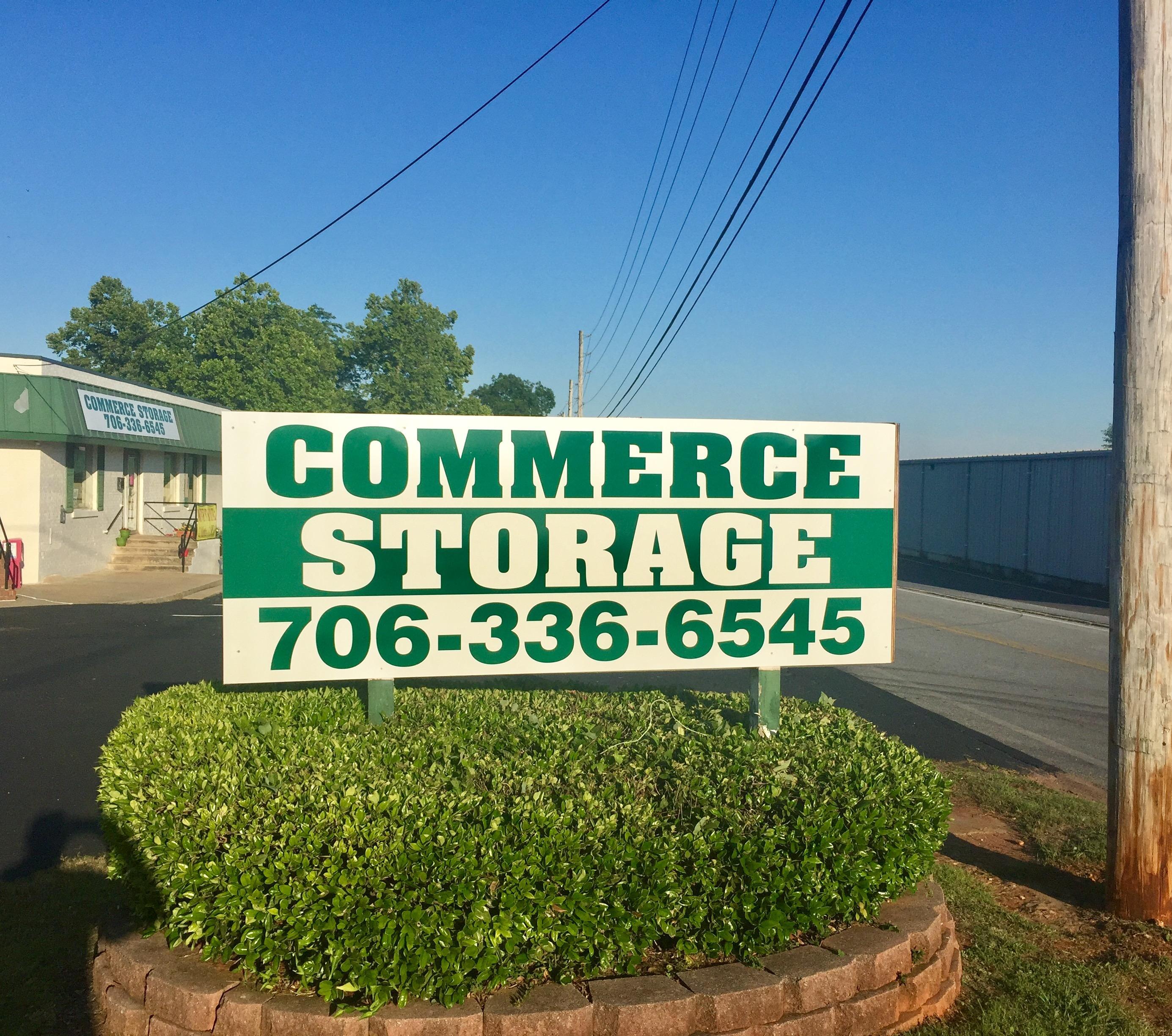 Commerce Storage