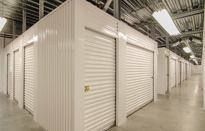 Inside Climate Controlled Units!