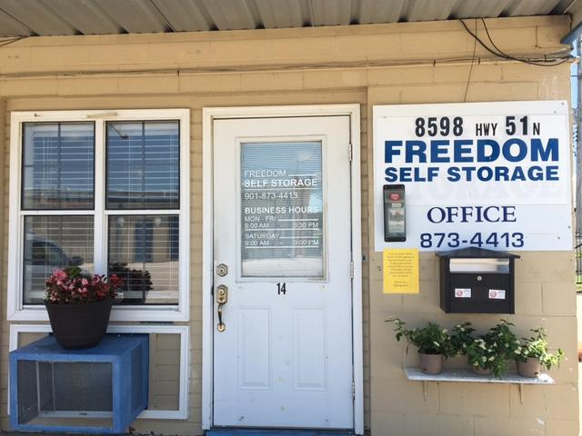 Welcome to Freedom Self Storage!