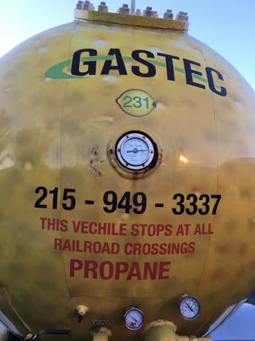 Gastec Propane Tank Wrap