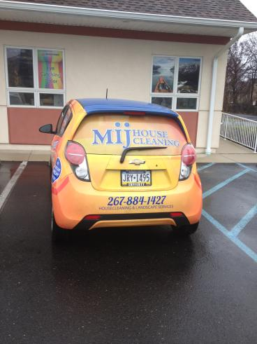 Mij Vehicle Wrap