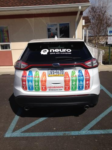 Neuro Vehicle Wrap