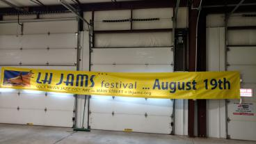 LH Jams Street Banner