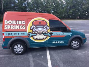 Boiling Springs Heating & Air, SpeedPro Greenville