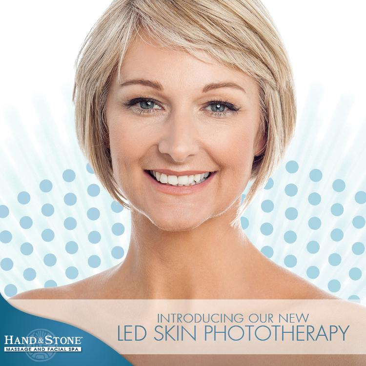 LED Therapy will lead to amazing skin..... try it..