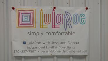LuLa Roe Banner