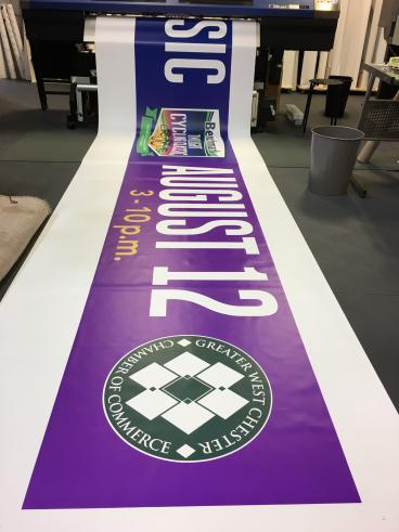 40' Street Banner