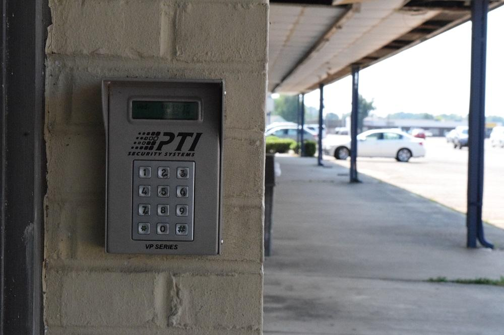 24/7 Access and State of the Art Keypad Entry System