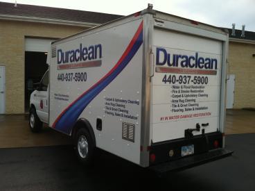 Duraclean Box Truck