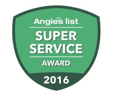 Super Service Award winner 2010 - 2011 - 2012 - 2013 - 2014 - 2015