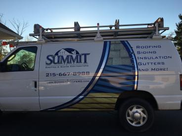 Summit Vehicle Wrap