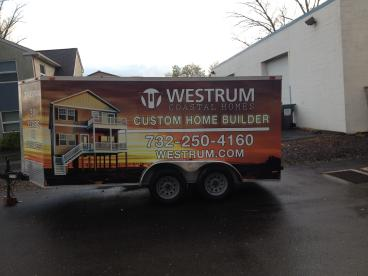 Westrum Vehicle Wrap