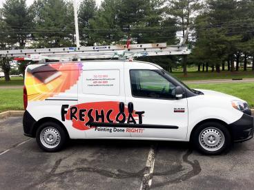 Freshcoat Vehicle Graphics Wrap