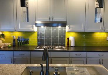 Kitchen Back Splash - Denver, CO