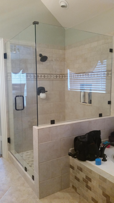 Shower Remodel in McKinney, TX