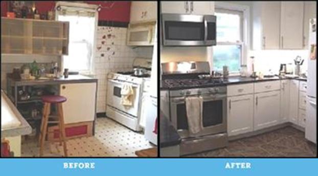 Full kitchen remodel in NE Minneapolis