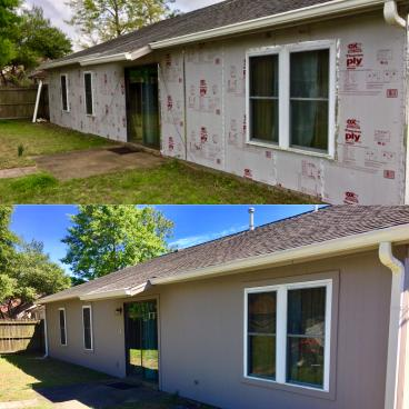 Siding repair in Beulah, FL