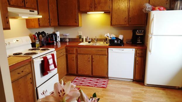 Burnsville  full kitchen refresh