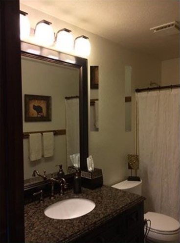 Bathroom Update/Remodel in Thornton, CO - After