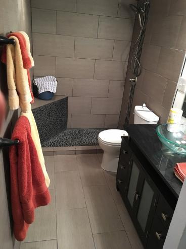 Bathroom Remodel Capital Hill