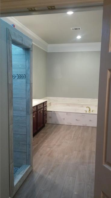 Bathroom Remodel, Tile Work, Shower remodel Arlington, TX